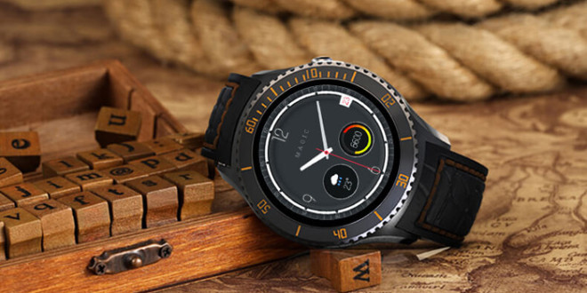 IQI I2 Smartwatch with Android 5.1, Heart Rate and 3G SIM Launched at $110.69