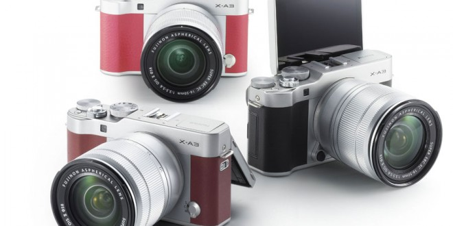 Fujifilm X-A3 Price, Specifications and More