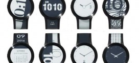 Sony FES Watch U with E-Paper Screen Crowdfunded in Japan