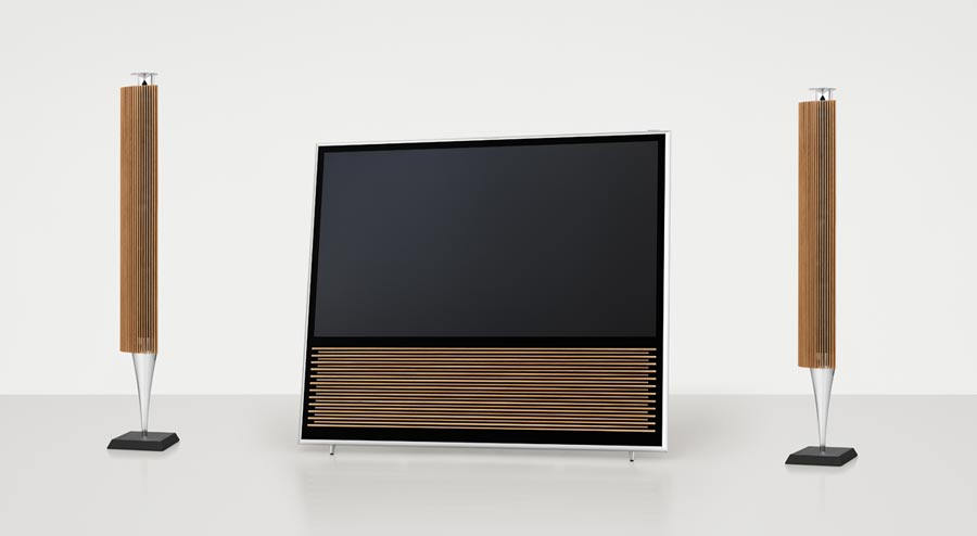 bang olufsen beovision 14 android tv debuted priced at. Black Bedroom Furniture Sets. Home Design Ideas