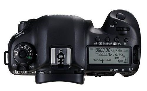 Canon EOS 5D Mark IV price
