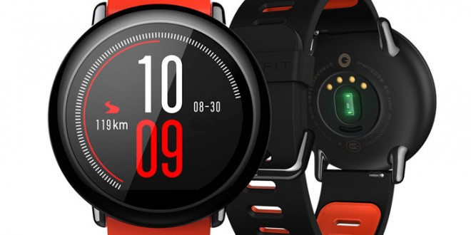 Xiaomi Amazfit Smartwatch Available Globally for $145 with Free Shipping