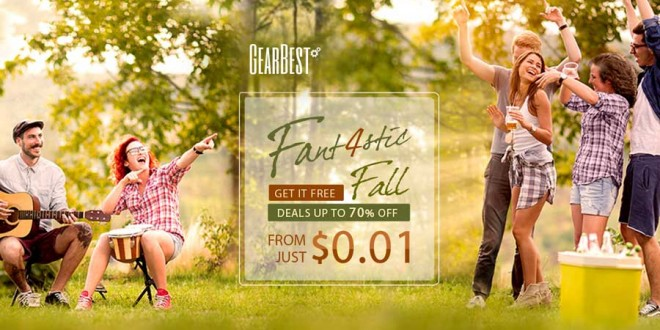 Fantastic Fall Deals: Flash Deals, Free Gifts, Coupon Codes and More