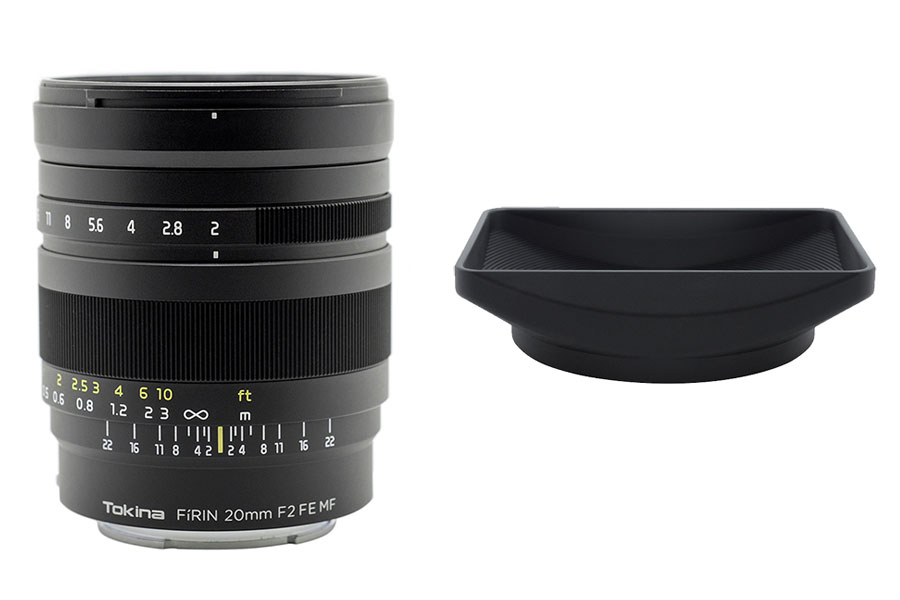 Lens for Sony E Mount