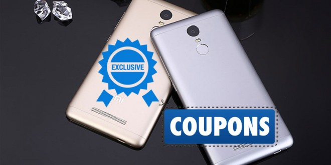 Exclusive Redmi Note 3 Pro Coupon Code: Top Deals to Watch Out For