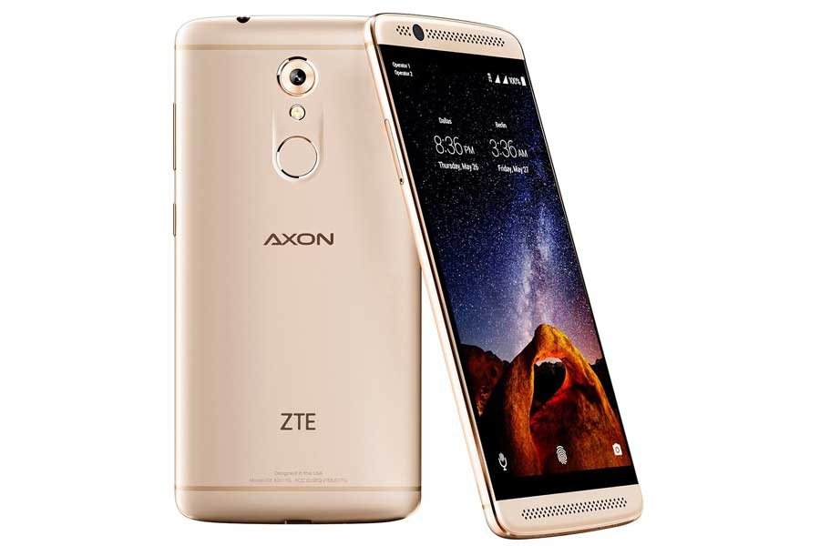 Best Buy ZTE Axon 7 Mini unlocked
