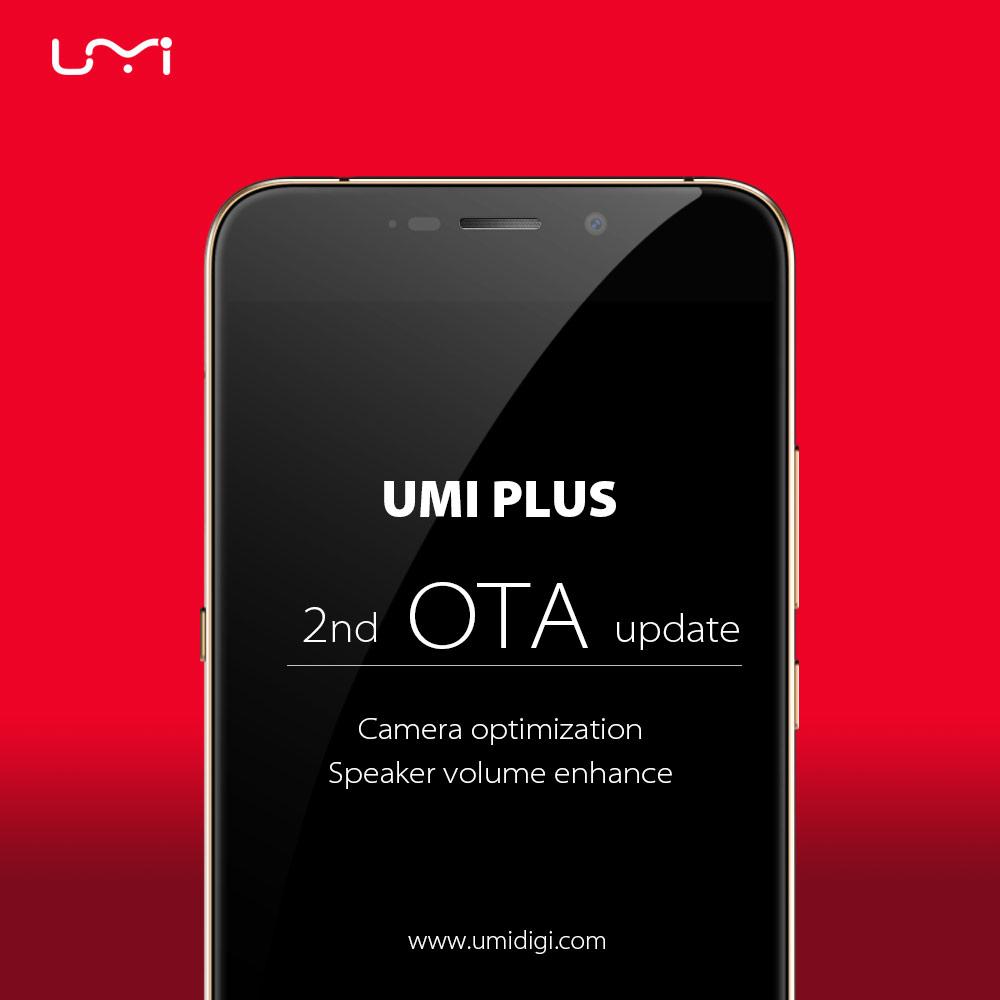 UMi Plus update