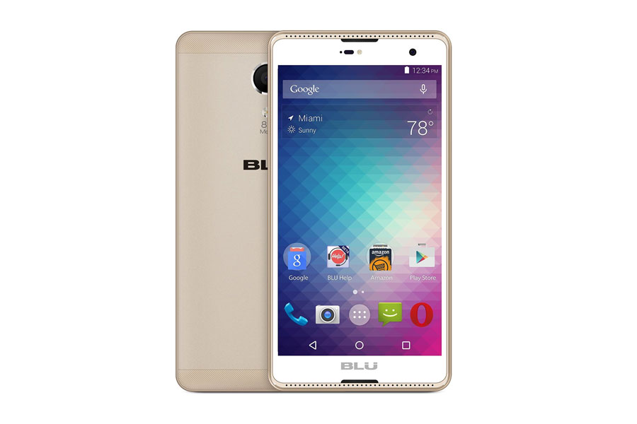 Blu Advance 5.5 HD Price in USA