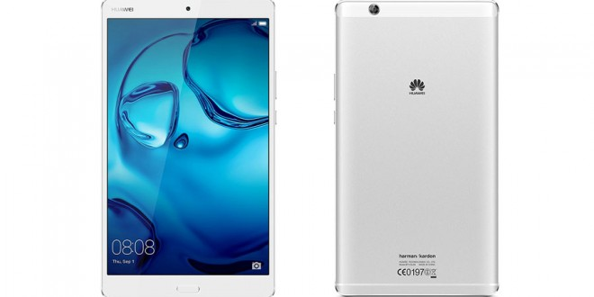 Huawei MediaPad M3 can now be Pre-Ordered in USA