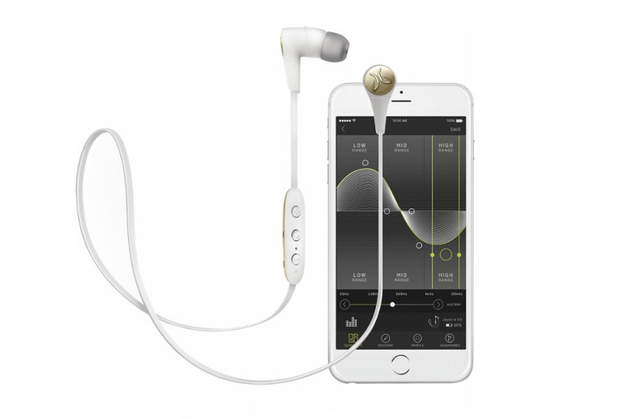 JayBird X3 Wireless Headphones