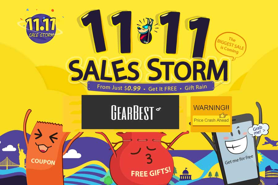 aaaa88b06fa GearBest is also offering Brand and Category wise Coupons to grab instant  discount starting from 10 to 15 percent on various categories including  Home ...
