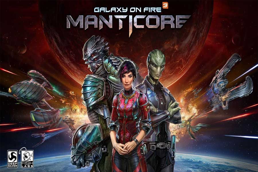 Игра Galaxy On Fire 2 На Андроид