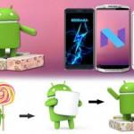 Oukitel Android Nougat