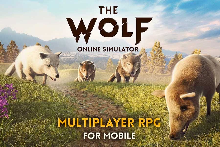 The Wolf RPG role-playing game