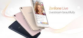 Asus ZenFone Live is designed Specifically for Video Bloggers