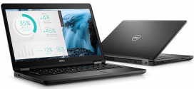Dell Latitude 5840 with Core i7-7820HQ SoC and Iris Recognition