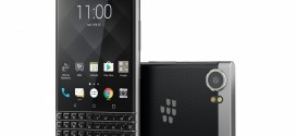 BlackBerry KEYone with Physical Keyboard and Nougat Announced