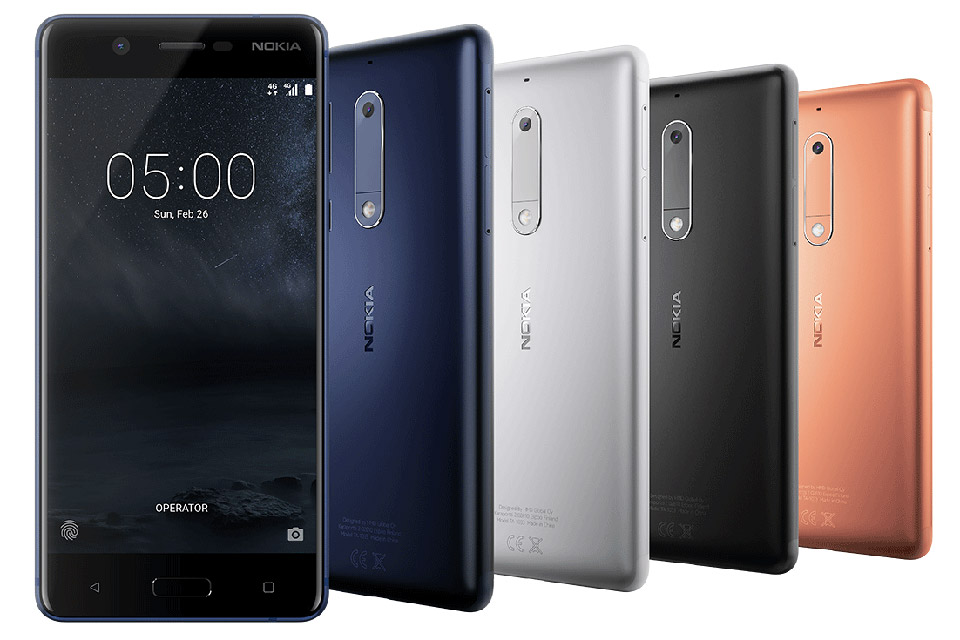 Nokia 5 price in UK