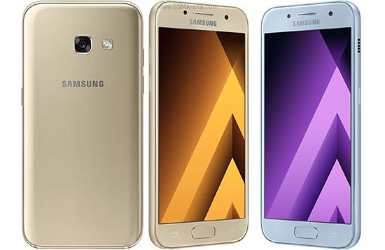 Unlocked Samsung Galaxy A3 2017