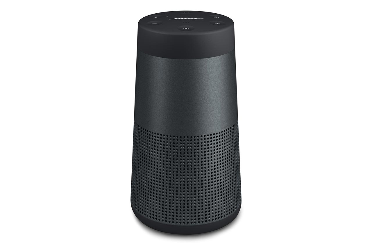 bose revolve and revolve plus portable bluetooth speakers announced. Black Bedroom Furniture Sets. Home Design Ideas