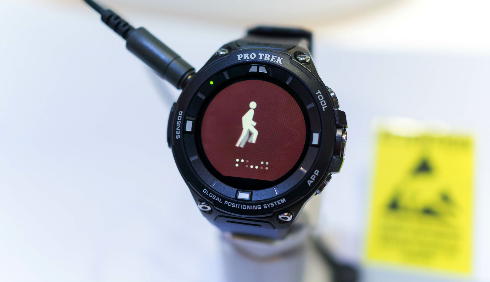 Casio WSD-F20 review