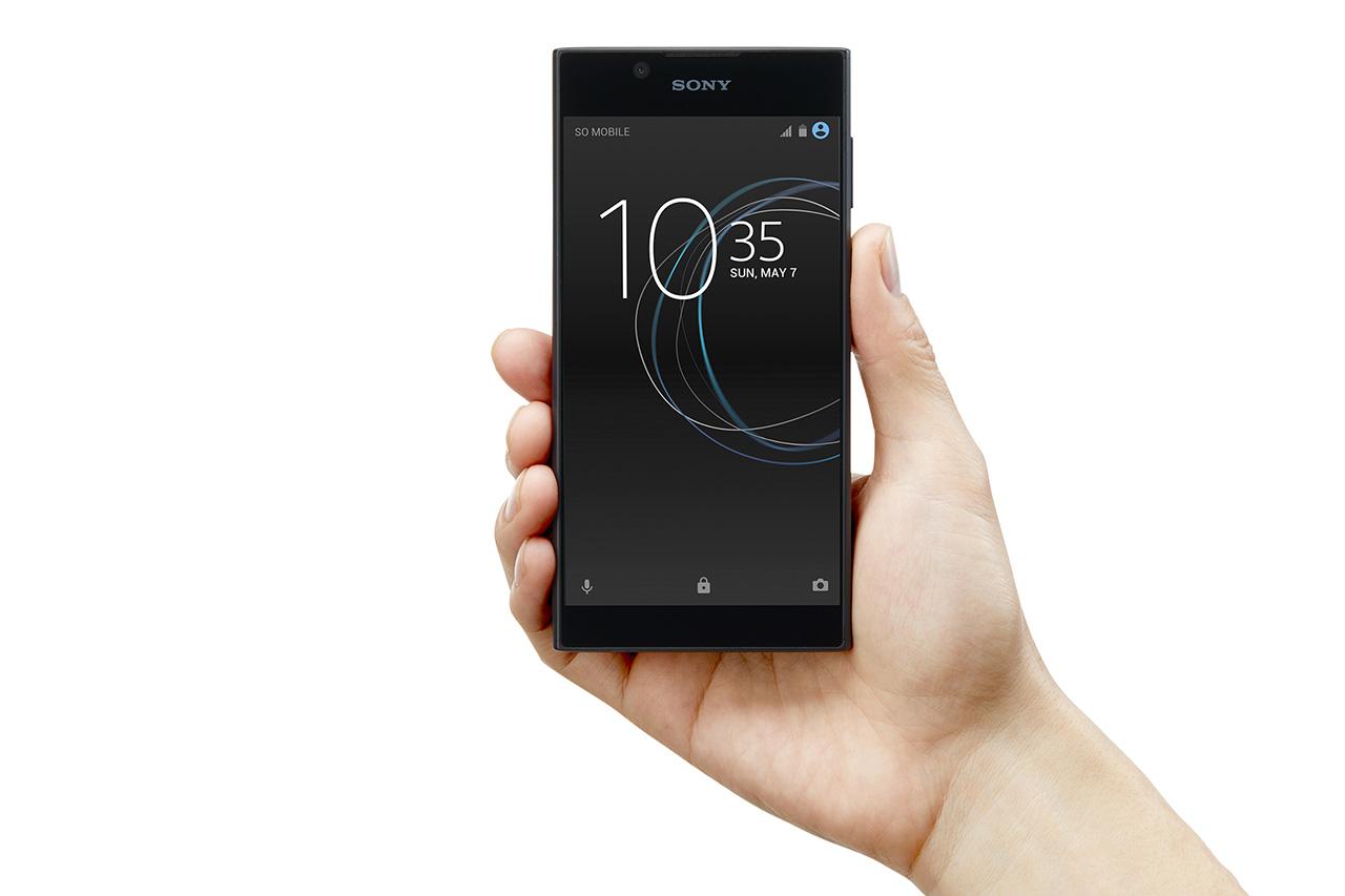 Sony Xperia L1 price in UK