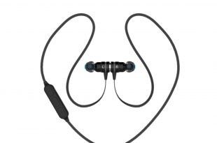 Sports Earbuds with Magnetic Tips