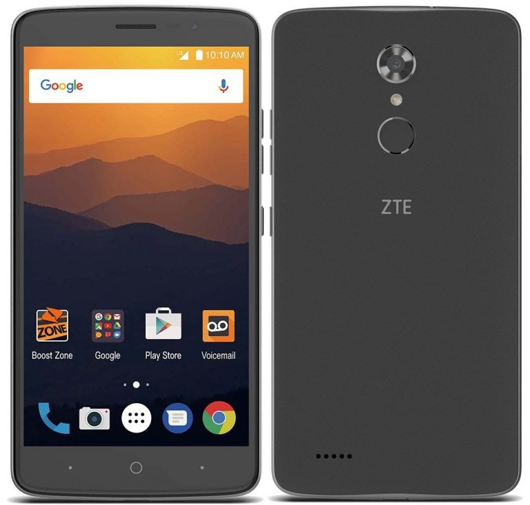 ZTE MAX XL price in usa