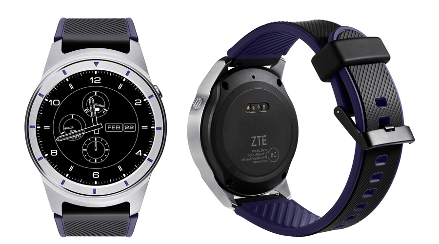 zte quartz smartwatch price December 2016