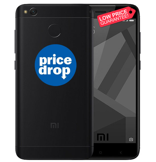 Xiaomi Redmi 4X Price Cut