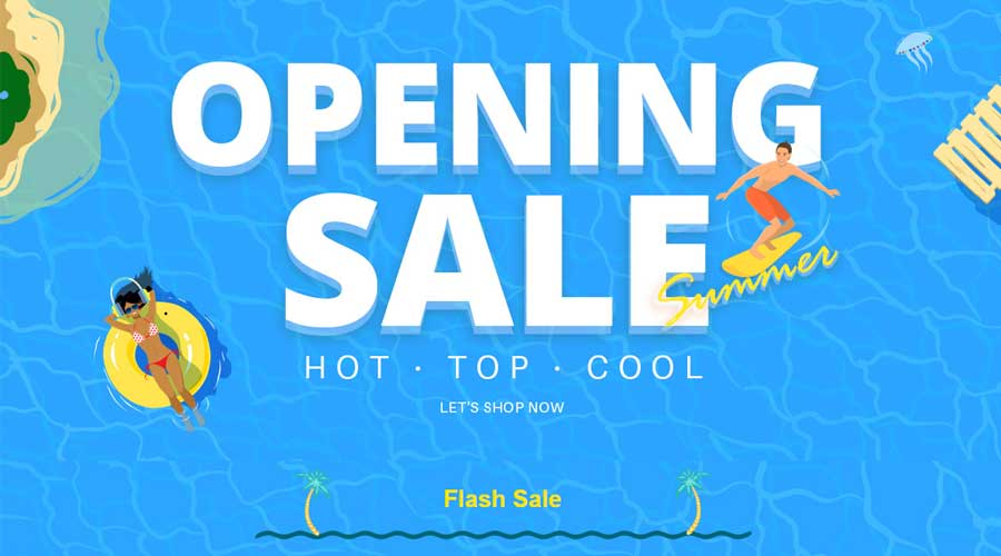 US Summer Sale