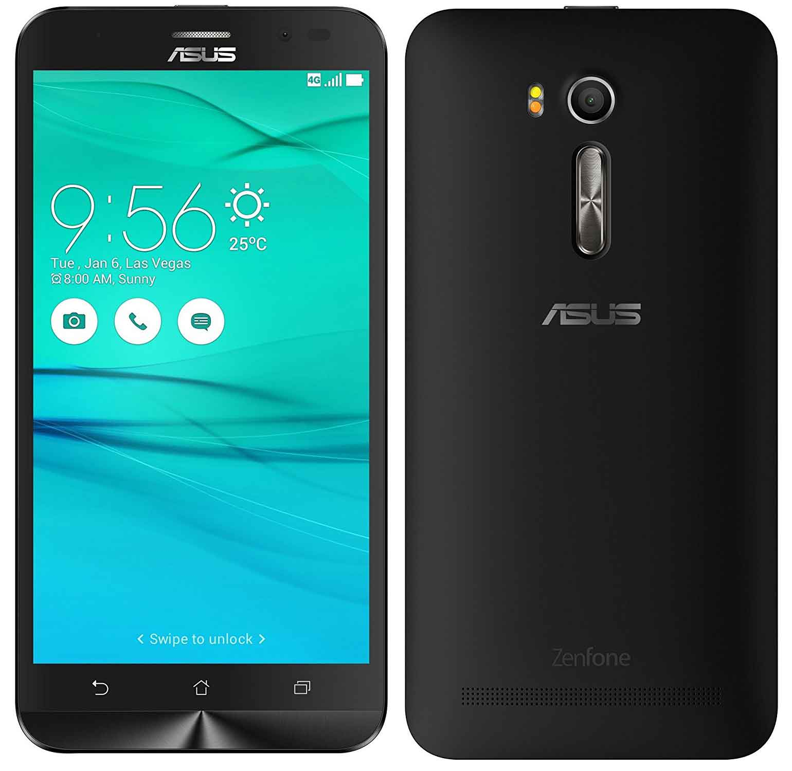 Asus Zenfone Go 5.5 ZB552KL Price in India
