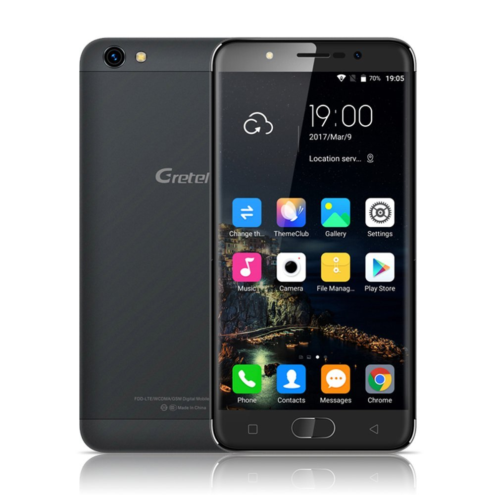 gretel a9 budget 4g smartphone with 8mp camera. Black Bedroom Furniture Sets. Home Design Ideas