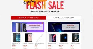 Gearbest Lightning Flash Sale