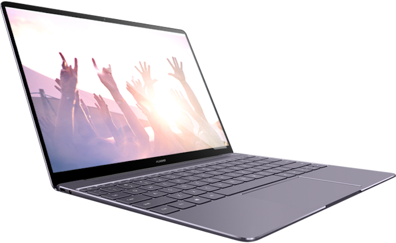 Huawei Matebook X Matebook E And Matebook D Laptops With