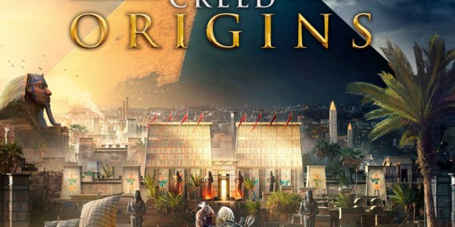 Assassin's Creed Origins System Requirements For PC Unveiled