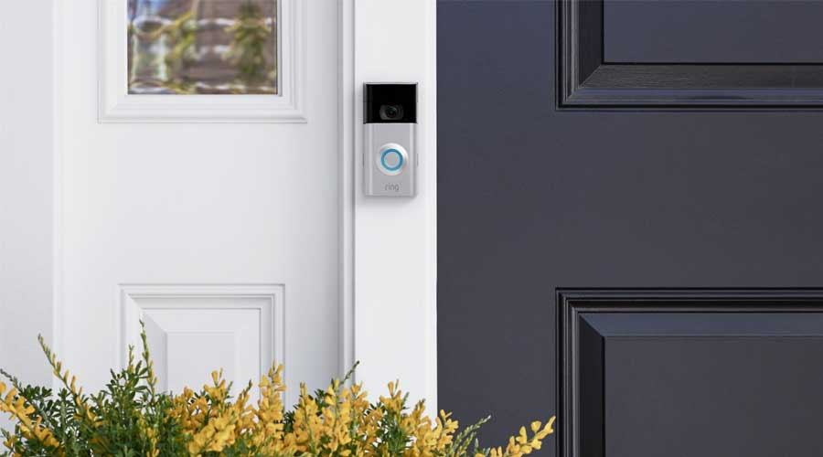 Doorbell Security Camera