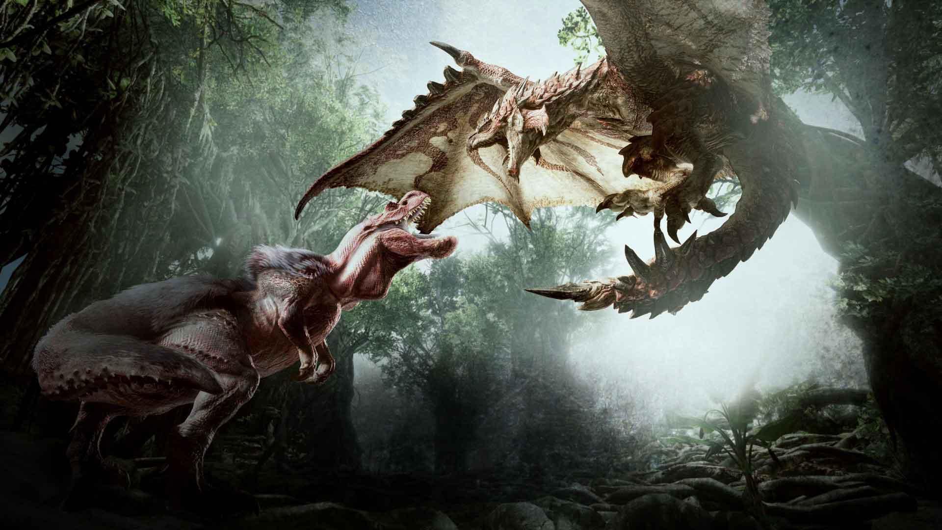 Monster Hunter World release date