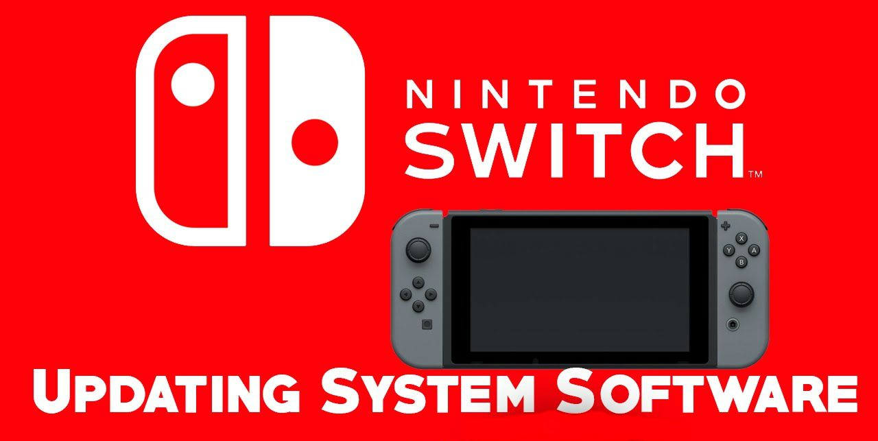 Nintendo Switch Firmware Update 3