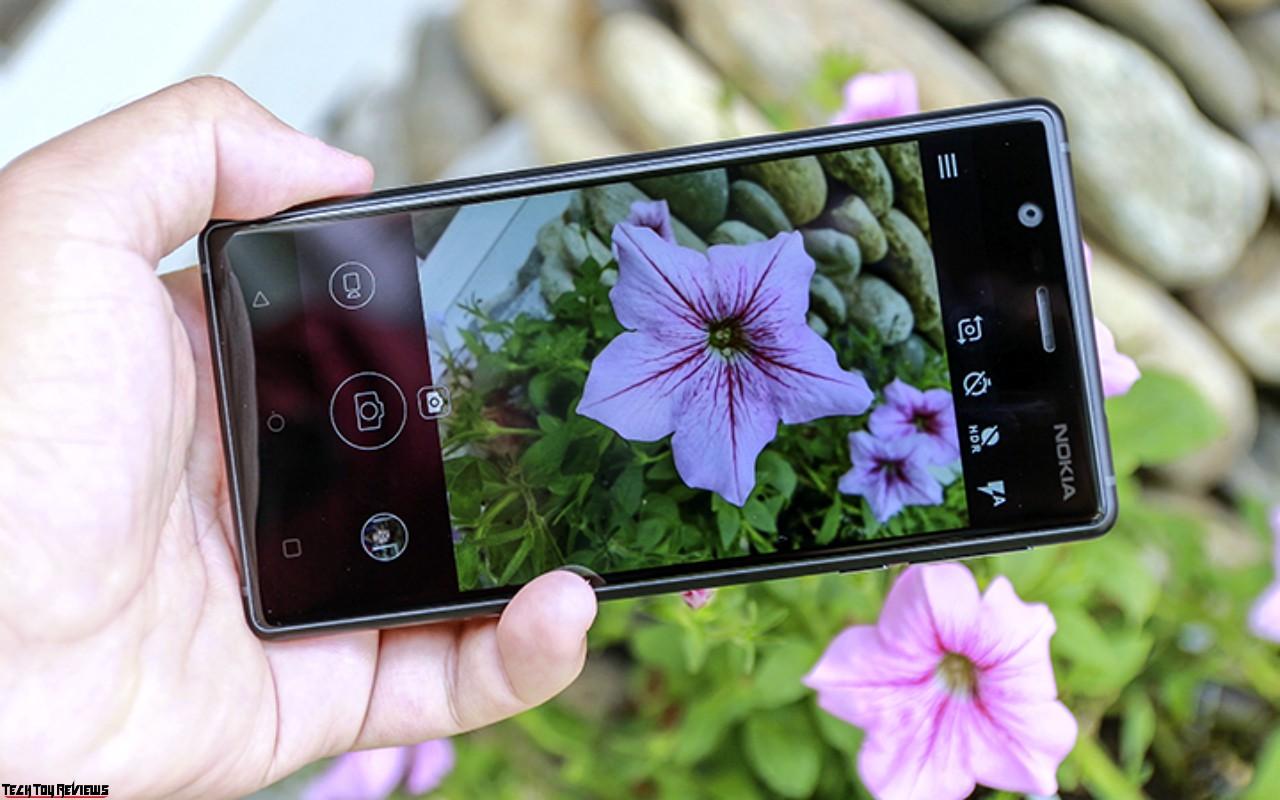 Nokia 3 Camera