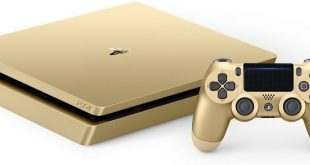 PS4 Slim Gold 1TB