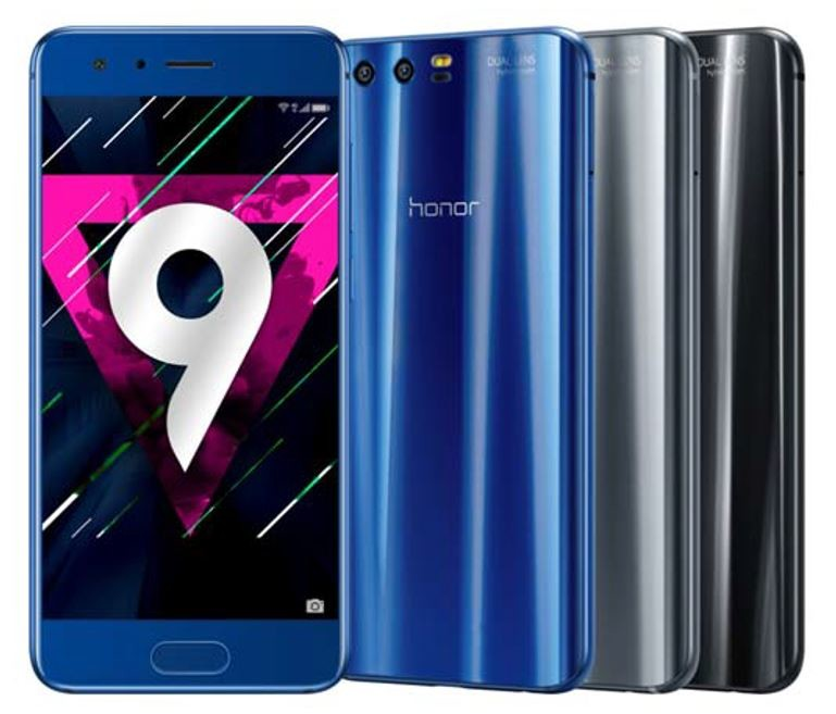 honor 9 price in uk