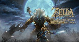 the legend of zelda breath of the wild master trials