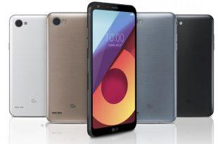 LG Q6 price in uk