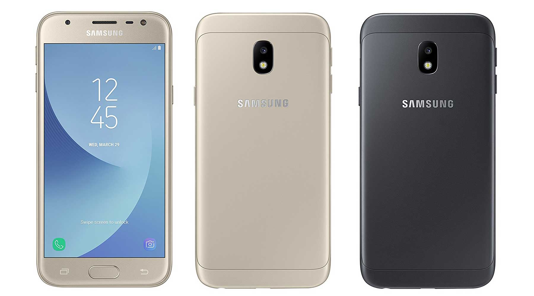samsung galaxy j3 2017 price in uk goes up for pre orders. Black Bedroom Furniture Sets. Home Design Ideas