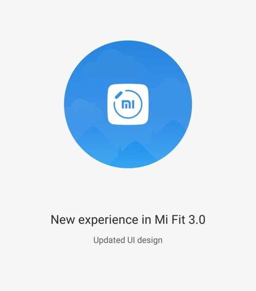 Xiaomi Mi Fit 3.0