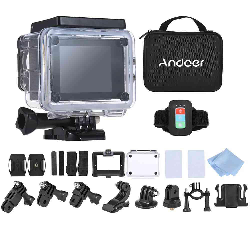Andoer V3 4K Action Camera