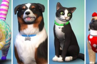 Dogs & Cats Sims 4