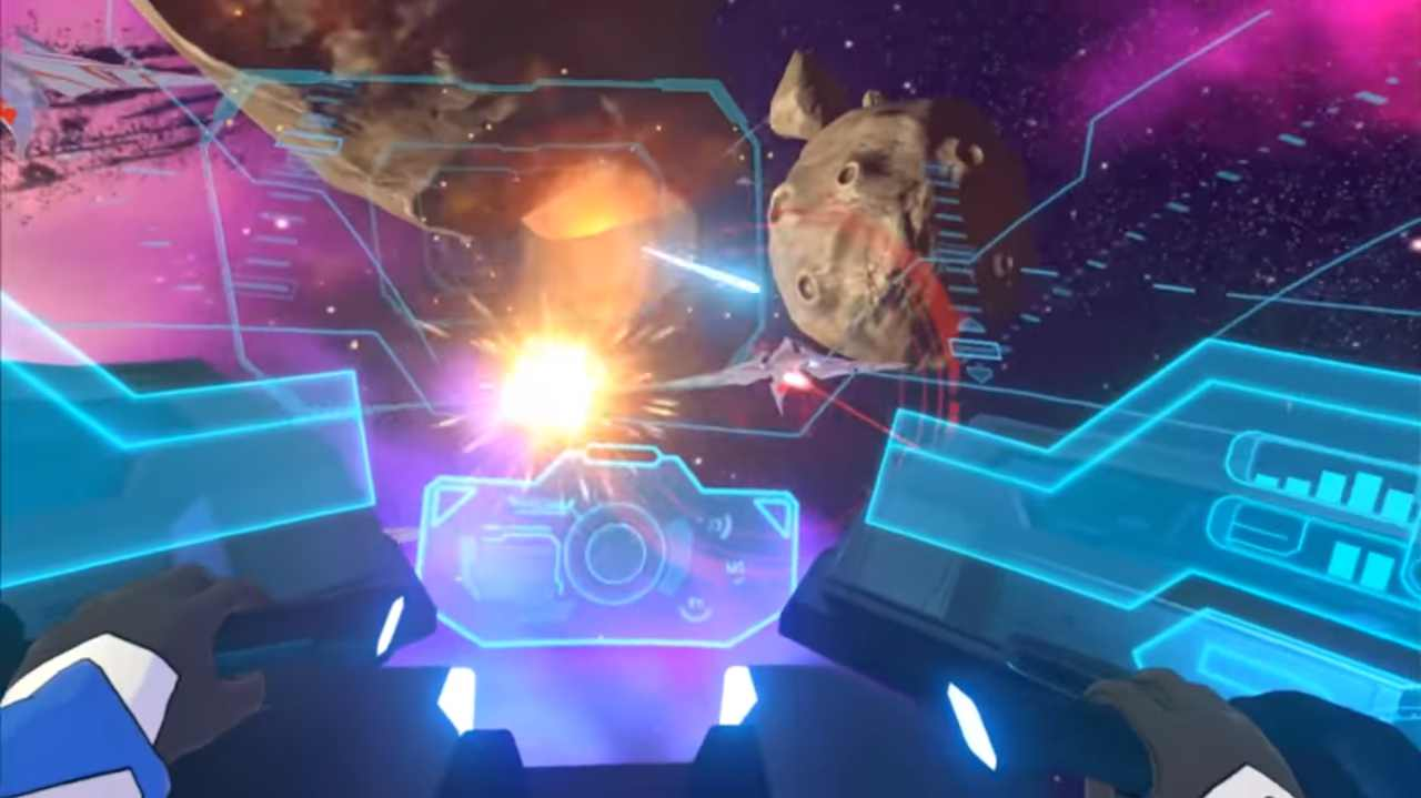 DreamWorks Voltron VR Chronicles for PlayStation VR