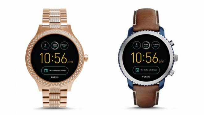 Fossil Gen 3 smartwatches